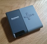 MWC   Lenovo Pocket projector hands on