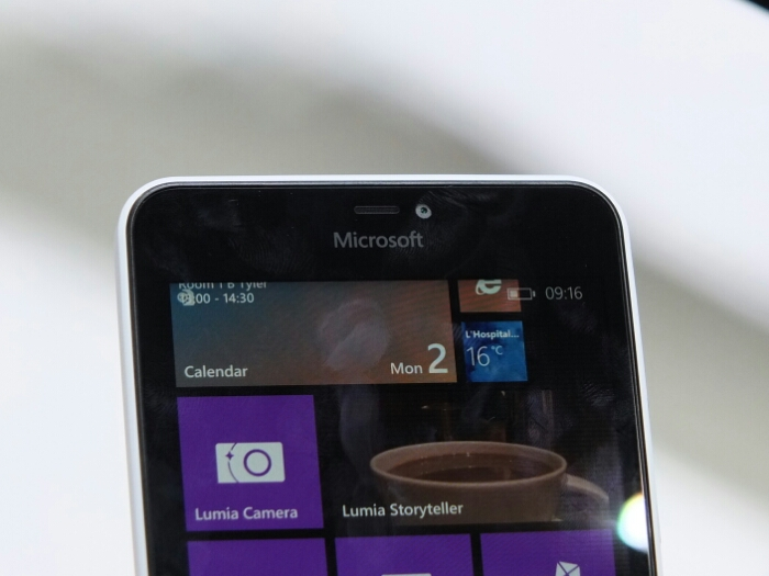 MWC   Microsoft Lumia 640 XL   Quick hands on