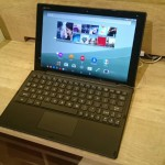 MWC – Xperia Z4 Tablet