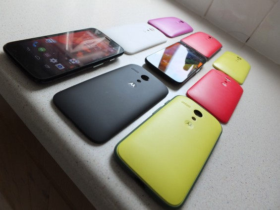 Android Lollipop rolling out to UK Motorola Moto G owners