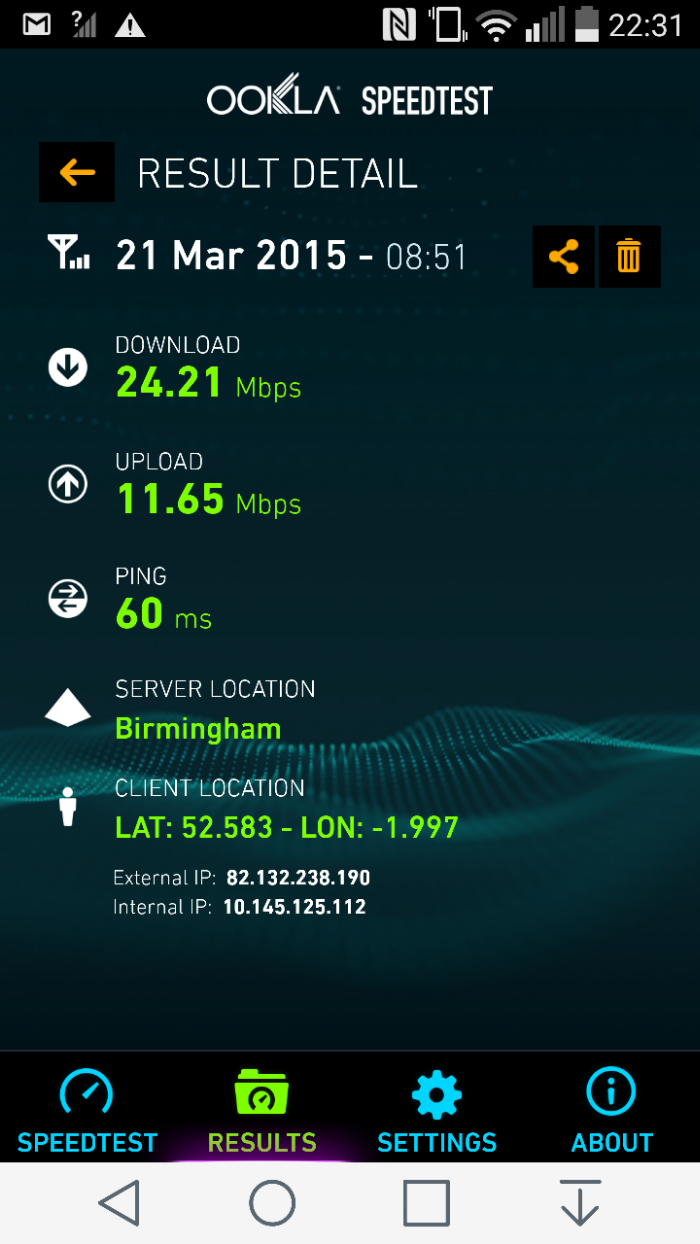 giffgaff 4G vs 3G tested. Is there really a huge difference?