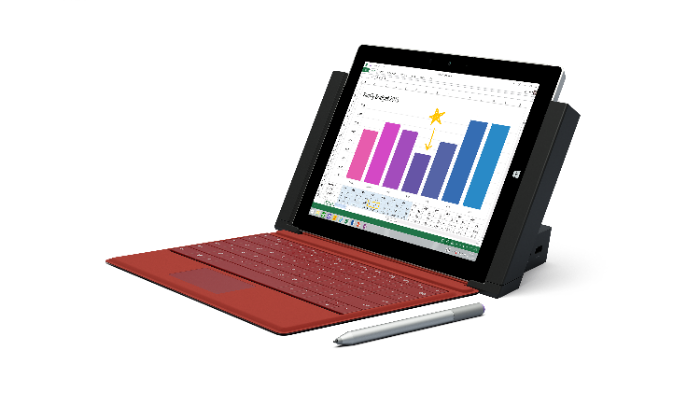 Microsoft announce the Surface 3