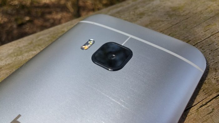 A week with the HTC One M9. Day four. The camera tech.