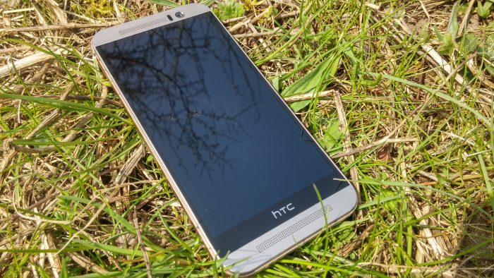 A week with the HTC One M9. Day two. Sounds good huh?