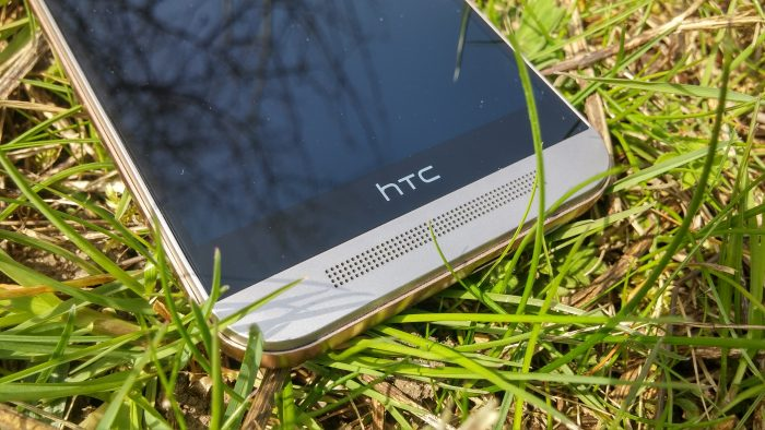 A week with the HTC One M9. Day one. Lets deal with the criticism.