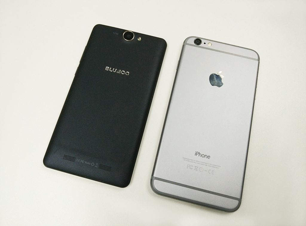 Bluboo X550 Another 4g Dual Sim Quad Core Handset For