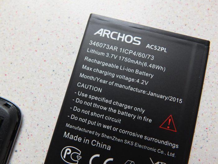 Archos Platinum 52 Pic15