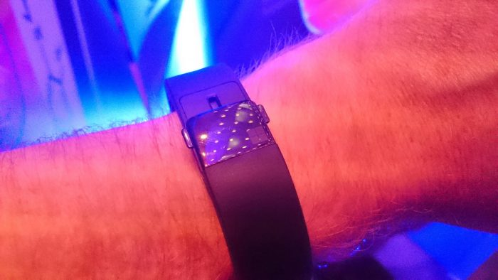 Microsoft Band Hands On