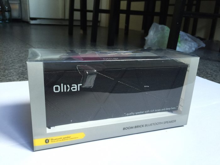 Olixar BoomBrick   Review