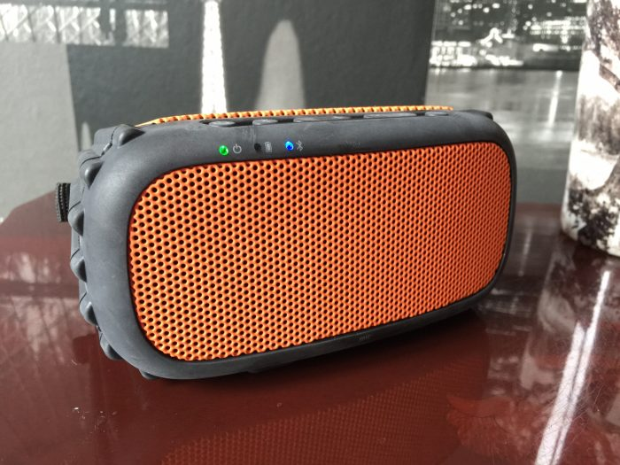 ECOXGEAR ECOROX rugged speaker   Review