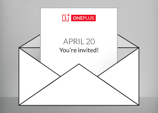 OnePlus to announce something on April 20th