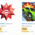 Amazon off-load another batch of free apps and games