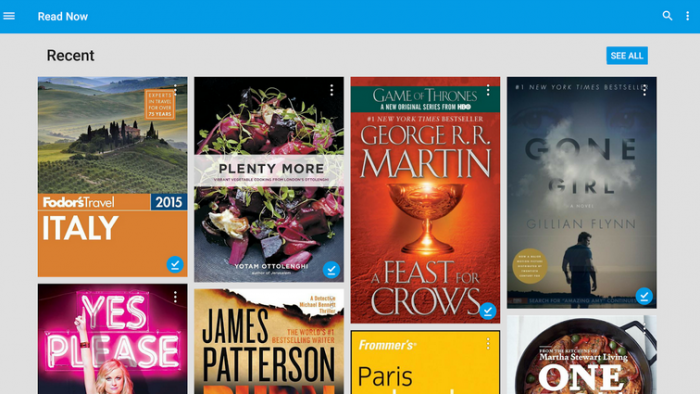 Four user friendly and free reading apps for Android