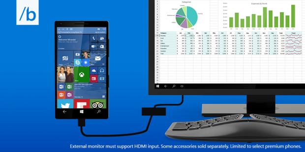 Windows 10 Phone Continium 620x310