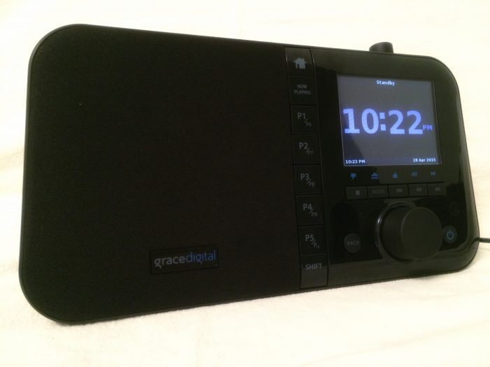 Grace Digital Mondo Internet Radio Review