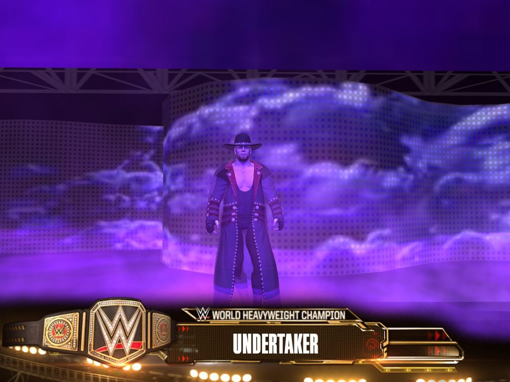 WWE 2K is available no...