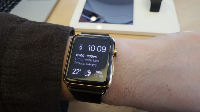 The Apple Watch. Whats it like to wear £12,000 ?