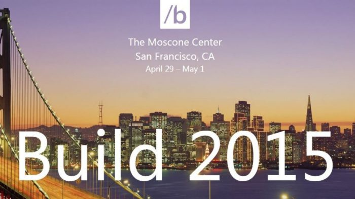Microsoft BUILD Conference   round up of Day 1