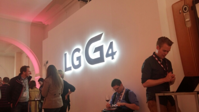 LG G4 coming to Vodafone too