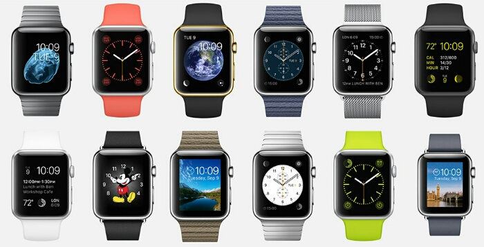Apple Watches available to buy now