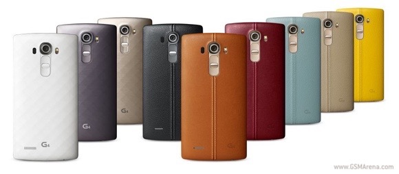 Three confirmed to stock LG G4