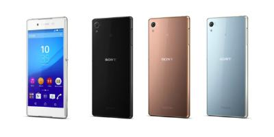 Sony Xperia Z4 launched in Japan