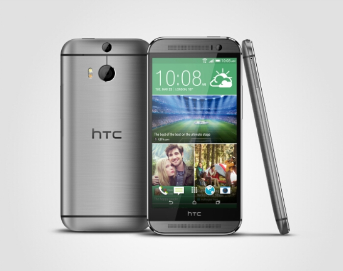 HTC unveil the rather familiar looking One M8s