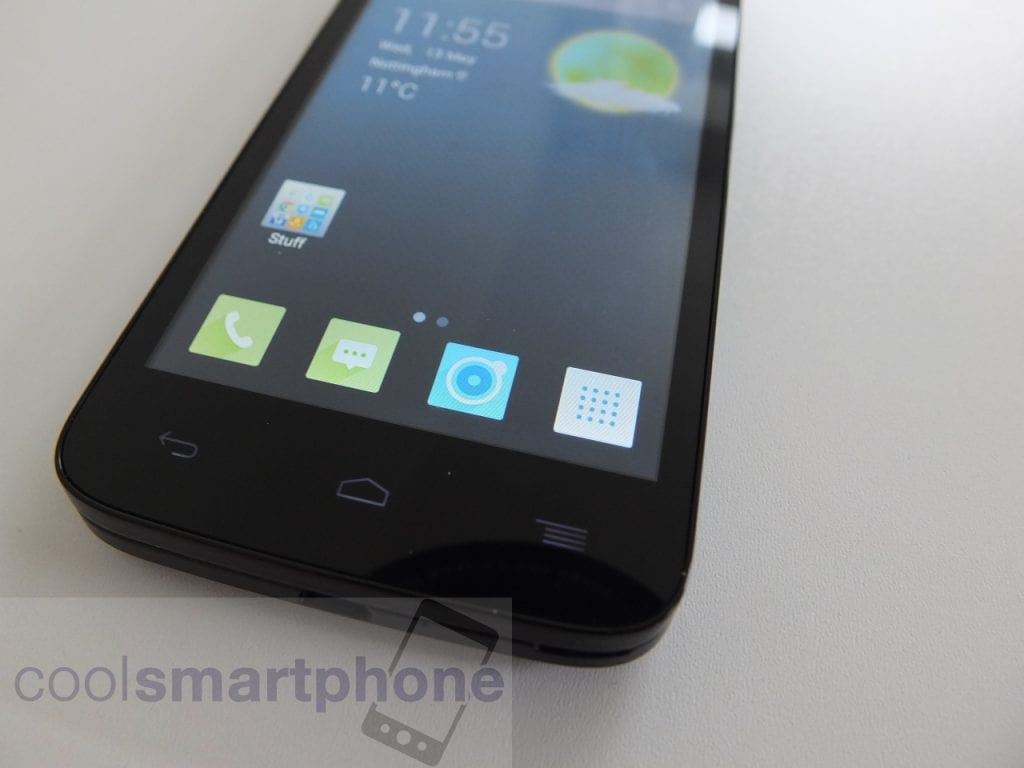 Alcatel Onetouch Pop 2 4.5 4G   Review