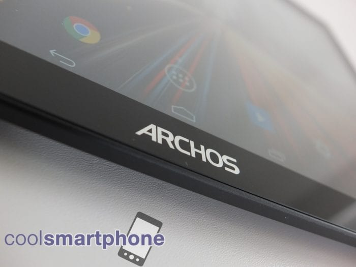 Archos Oxygen 101   Review