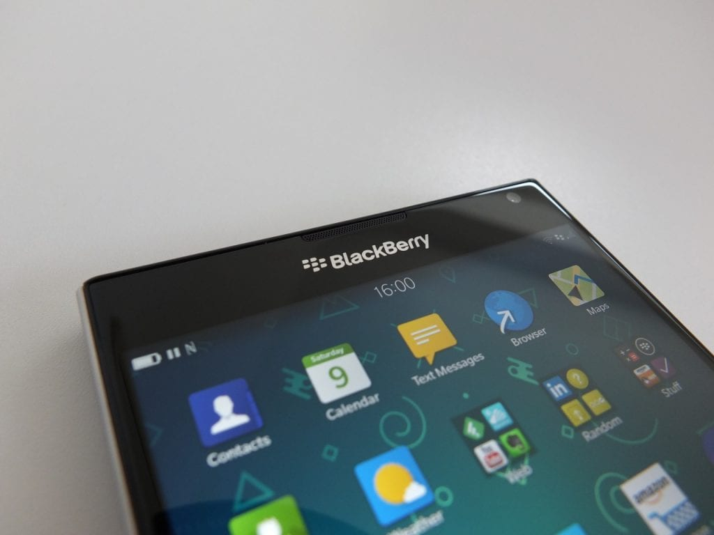 BlackBerry Passport   Review