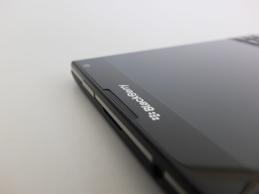BlackBerry Passport   Initial Hands On
