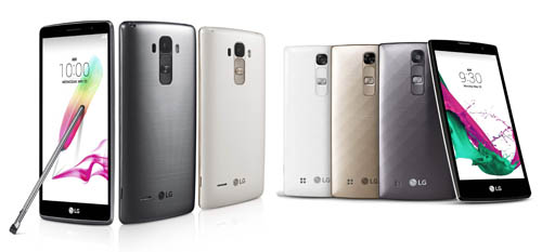 LG announce the G4 Stylus and G4c