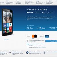 Lumia 640 plus Band