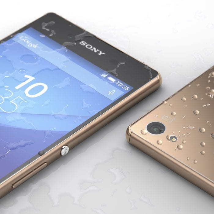 Xperia Z3+ announced
