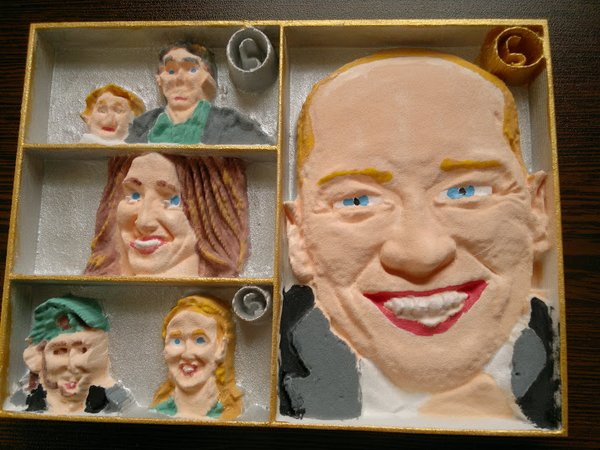 Insane? Money no object? No taste? Get yourself a 3D selfie!
