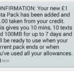 The 100MB data challenge