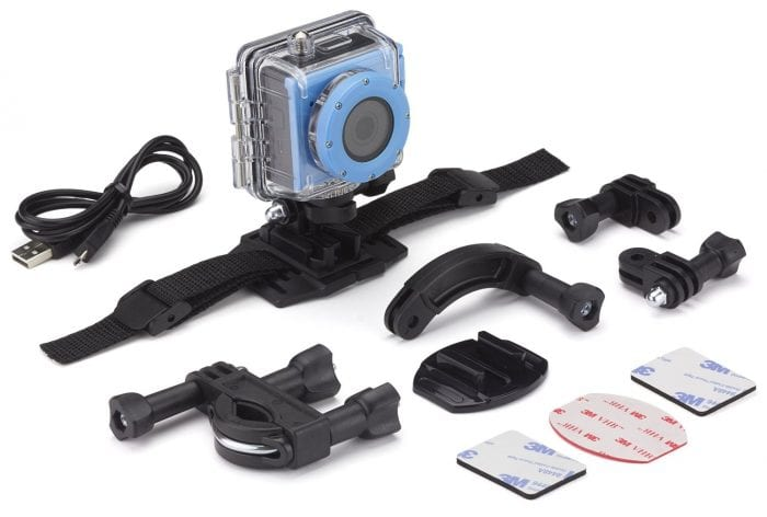 Kitvision Splash Waterproof Action Camera   Review