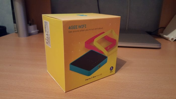 EE Osprey Mini 2 review