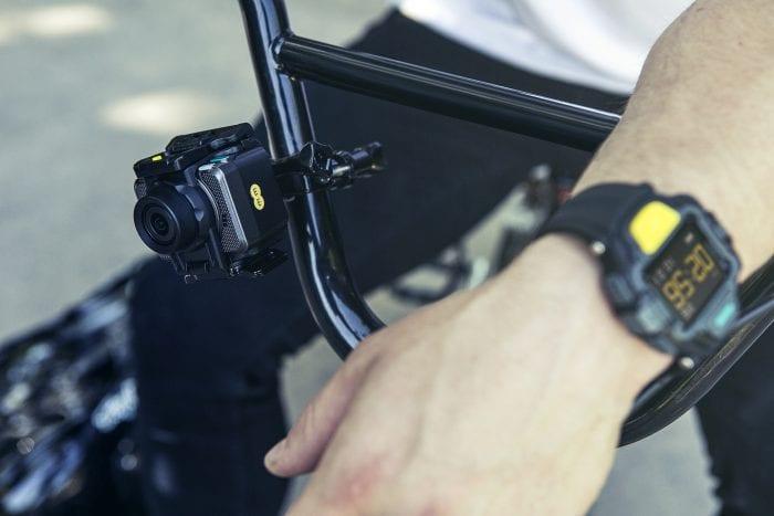 4GEE Action Cam   BMX Bike Mount