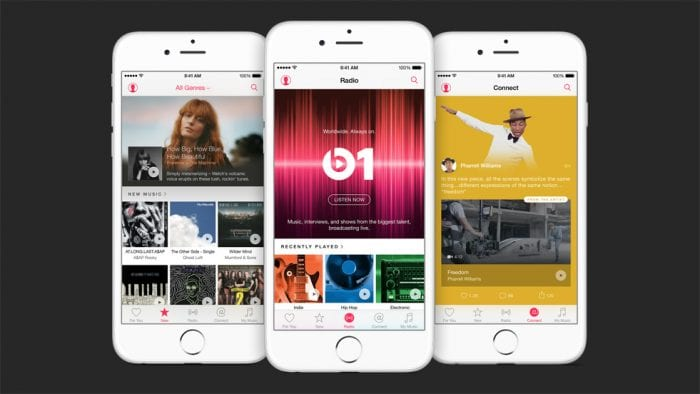 Apple Music announced at WWDC event