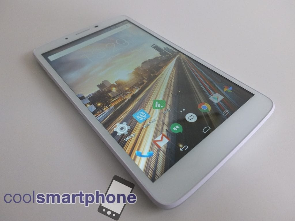 Archos 80b Helium 4G   Review