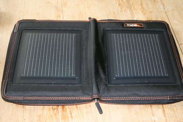 Review of the EnerPlex Kickr II+ Rugged Solar Charger