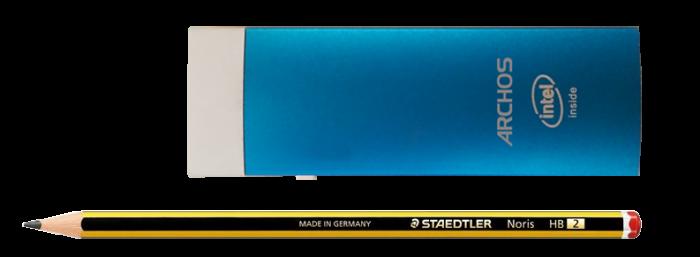 PC Stick  crayons papier