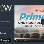 Amazon Prime Now launched in London