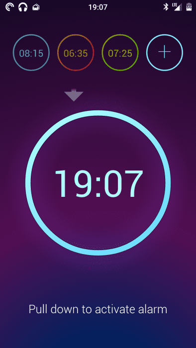 neon alarm tutorial