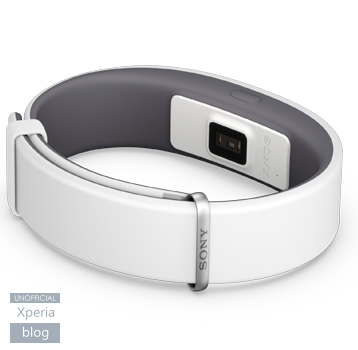 Sony SmartBand 2 all but official