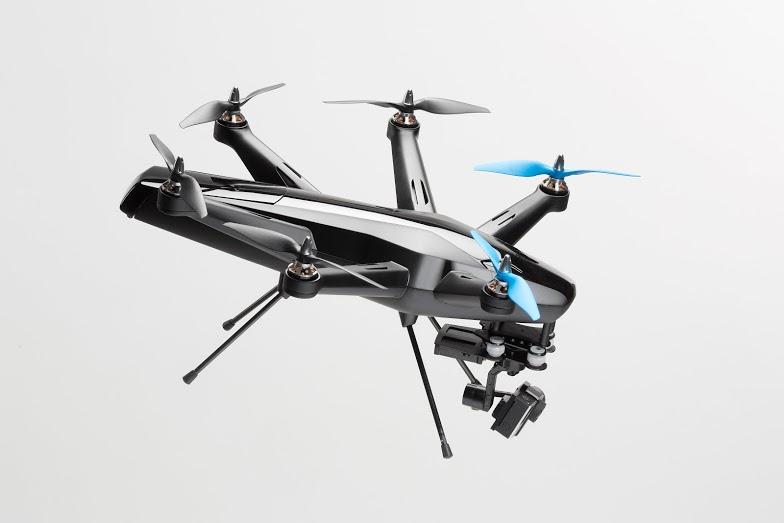 Hexo+   A faster autonomous flying camera