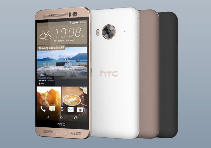 HTC One ME announced in China
