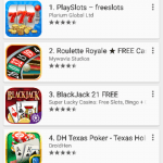 No real cash gambling apps in your app store? There's a reason for that