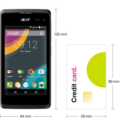 Acer Go launches on Three